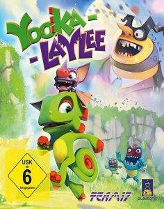 Yooka-Laylee auf Gamerz.One