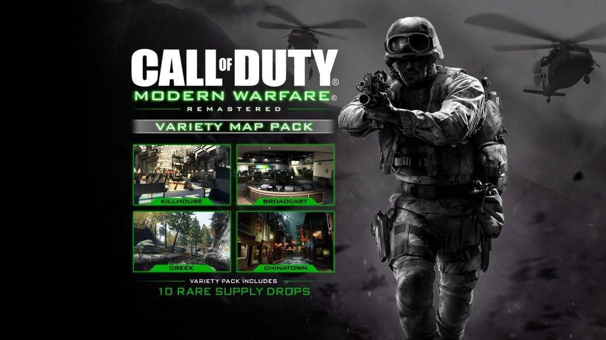 Variety-Map-Pack ab dem 21. März auf PS4 verfügbar - GAMERZ.one on