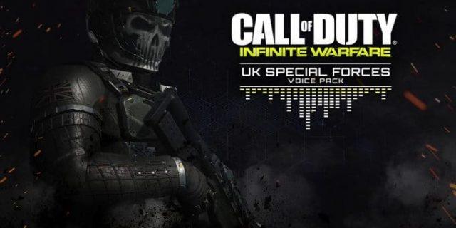 CoD:IW - Zwei neue Sprachpakete im Multiplayer verfügbar