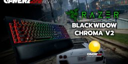 Im GAMERZ.one Review: Die Razer BlackWidow Chroma V2
