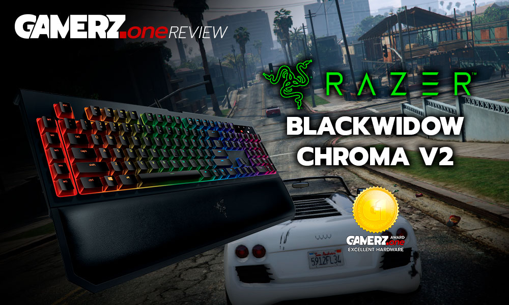 Razer Blackwidow Chroma Beleuchtung Geht Nicht | Im Gamerz One Review Die Razer Blackwidow Chroma V2 Gamerz One