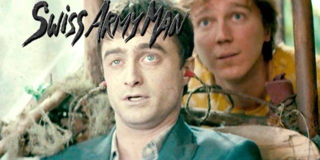 Swiss Army Man oder 'Was zur Hölle?!' – mit Daniel Radcliffe