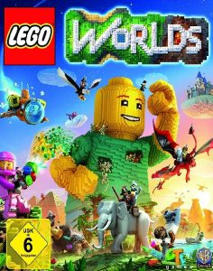Lego Worlds auf Gamerz.One
