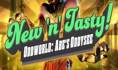 Oddworld: New 'n' Tasty E3 Trailer