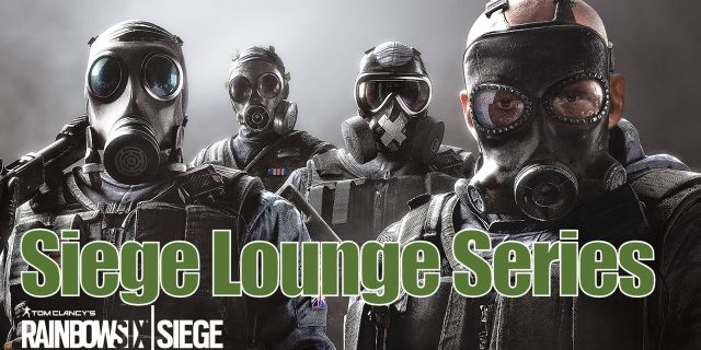 R6S - Neues Turnierformat für Rainbow Six Siege: Siege Lounge Series