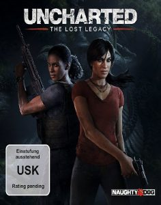 Uncharted: The Lost Legacy auf Gamerz.One