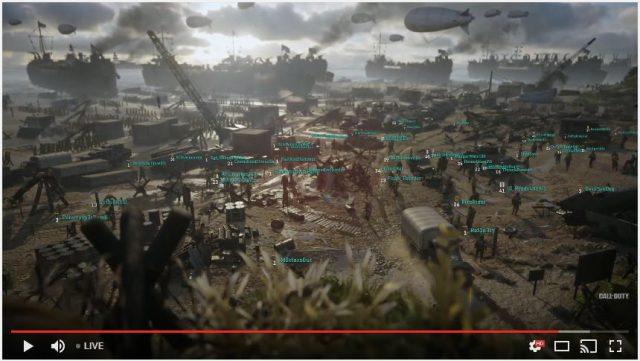 Call of Duty: WWII Headquarter - knüpfe auf einzigartige Art und Weise ingame neue Kontakte!