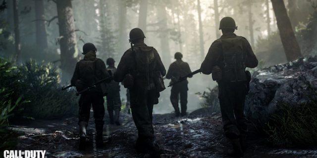 COD: WWII - Die wichtigsten Informationen zu Call of Duty: WWII zusammengefasst!
