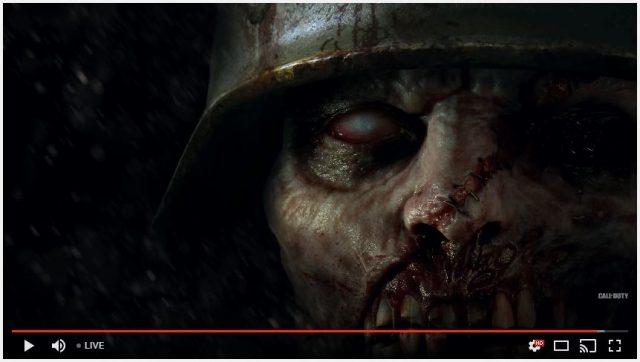 Sie sind wieder daaahaaaa! Die Call of Duty: WWII Zombies! Erlebe den völlig neuen Zombie-Storymodus im zweiten Weltkrieg!