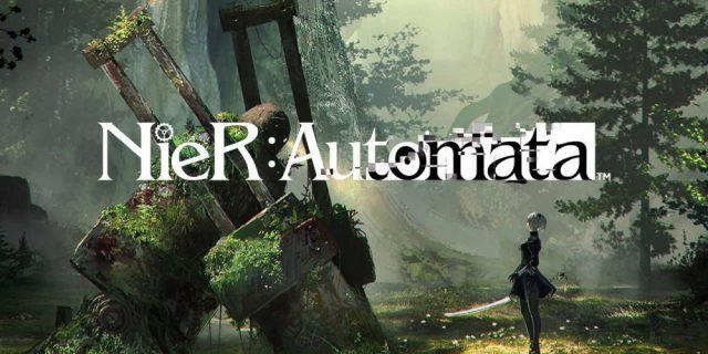 NieR: Automata - Ein Leben nach dem Ende der Welt in Nier: Automata
