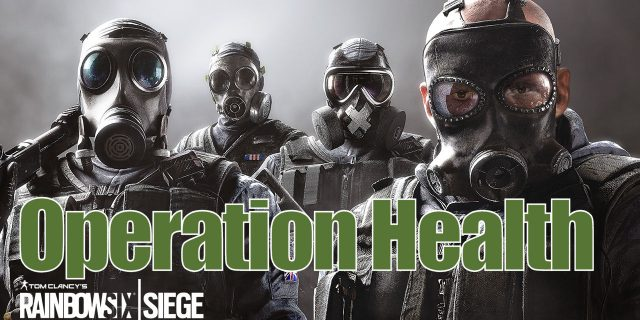 R6S - Operation Health angekündigt