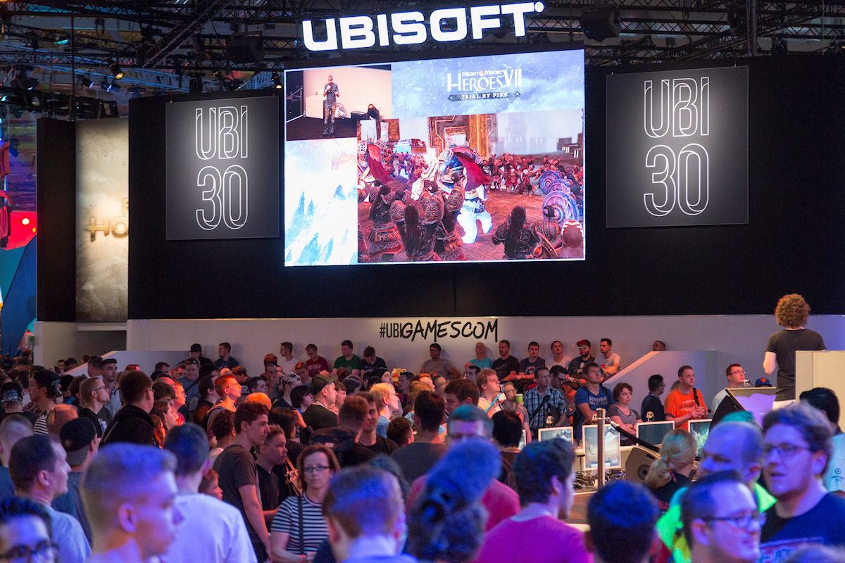 gamescom 2016 Ubisoft