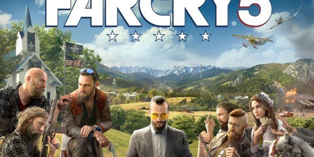 Far Cry 5 - Freiheit, Glaube, Schusswaffen