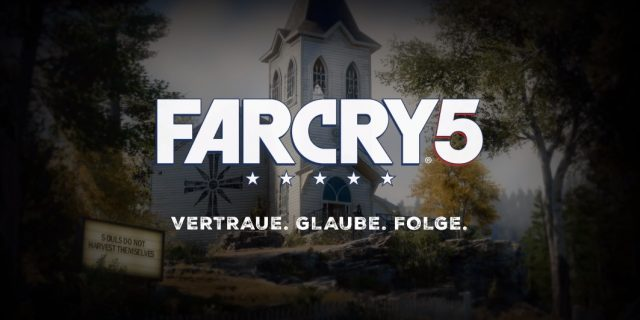 Far Cry 5 – Ankündigungs-Trailer