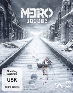 Metro Exodus auf Gamerz.One