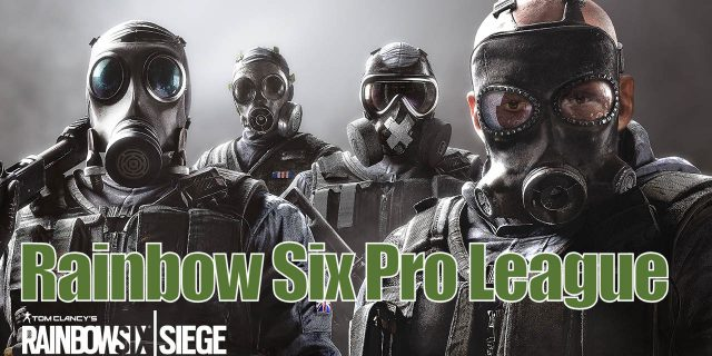 R6S - Rainbow Six Pro League startet mit Season 2
