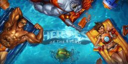 Heroes of the Storm - Sommer, Sonne, Badespass