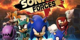 Sonic Forces – Green Hill Zone Gameplay