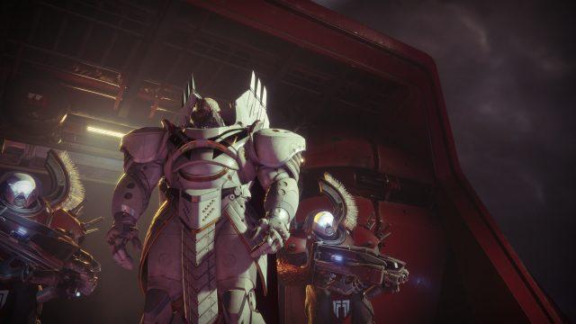 Der kaltblütige Kommandant Dominus Ghaul - Vorgestellt im E3 Trailer zu Destiny 2