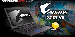 AORUS X7 – Highend-Gaming-Flachmann im GAMERZ.one Review!