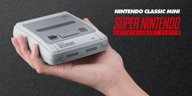 Classic Mini : Super Nintendo Entertainment System bestätigt – Update: Bei Amazon vorbestellbar!