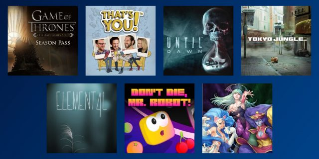 PlayStation Plus: Die Gratis-Spiele für Juli 2017