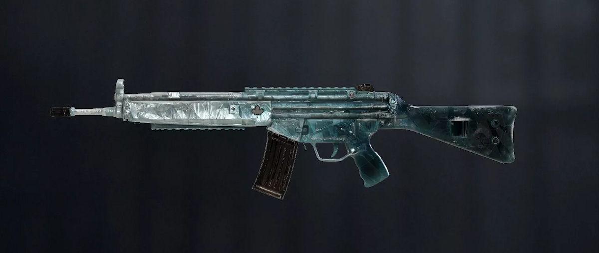 R6S Black Ice Skin