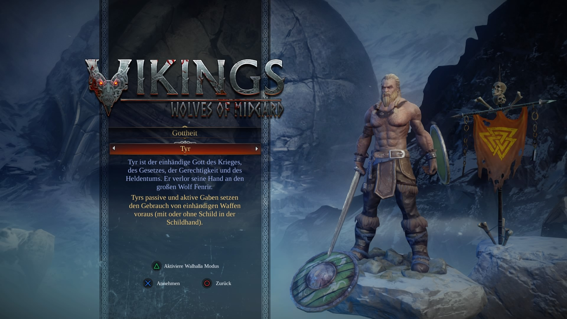 Vikings Wolves of Midgard