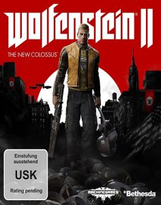Wolfenstein II: The New Colossus auf Gamerz.One