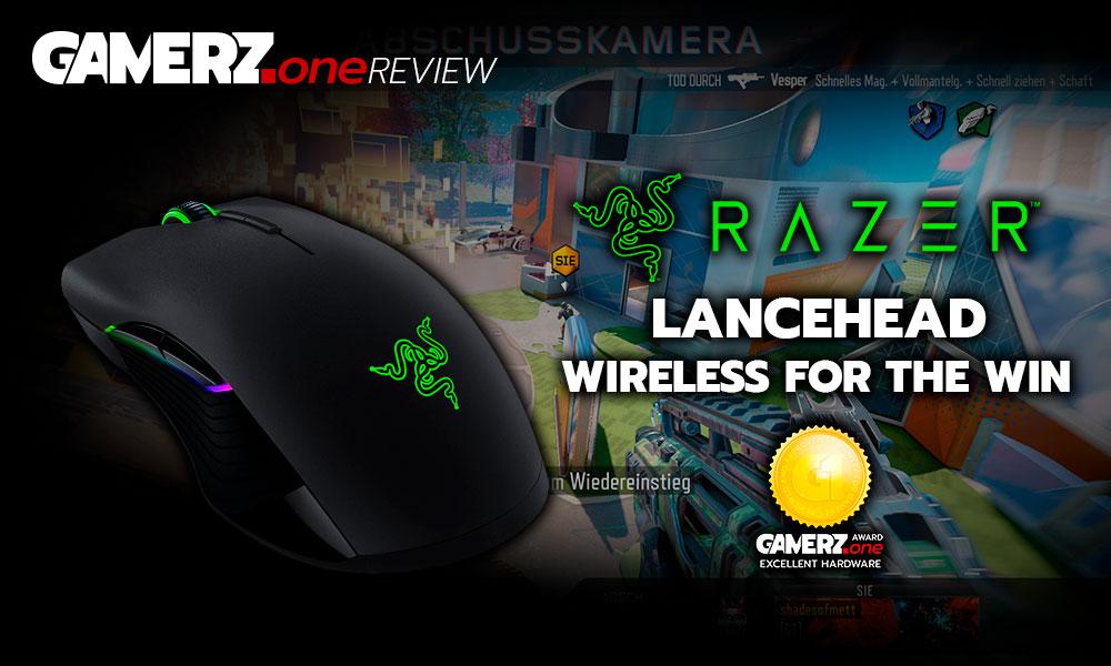 Im GAMERZ.one Review: Razer Lancehead - Wireless for the Win ...