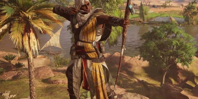 AC Origins - Der Inhalt des Patches 1.2.0 im Detail