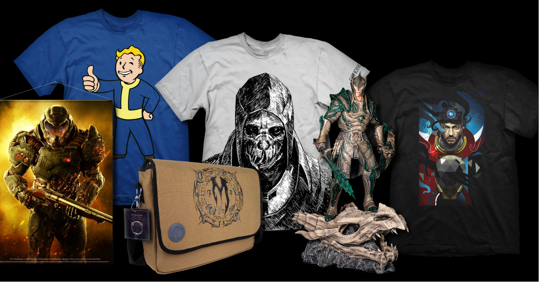 Bethesda Merchandise-Shop