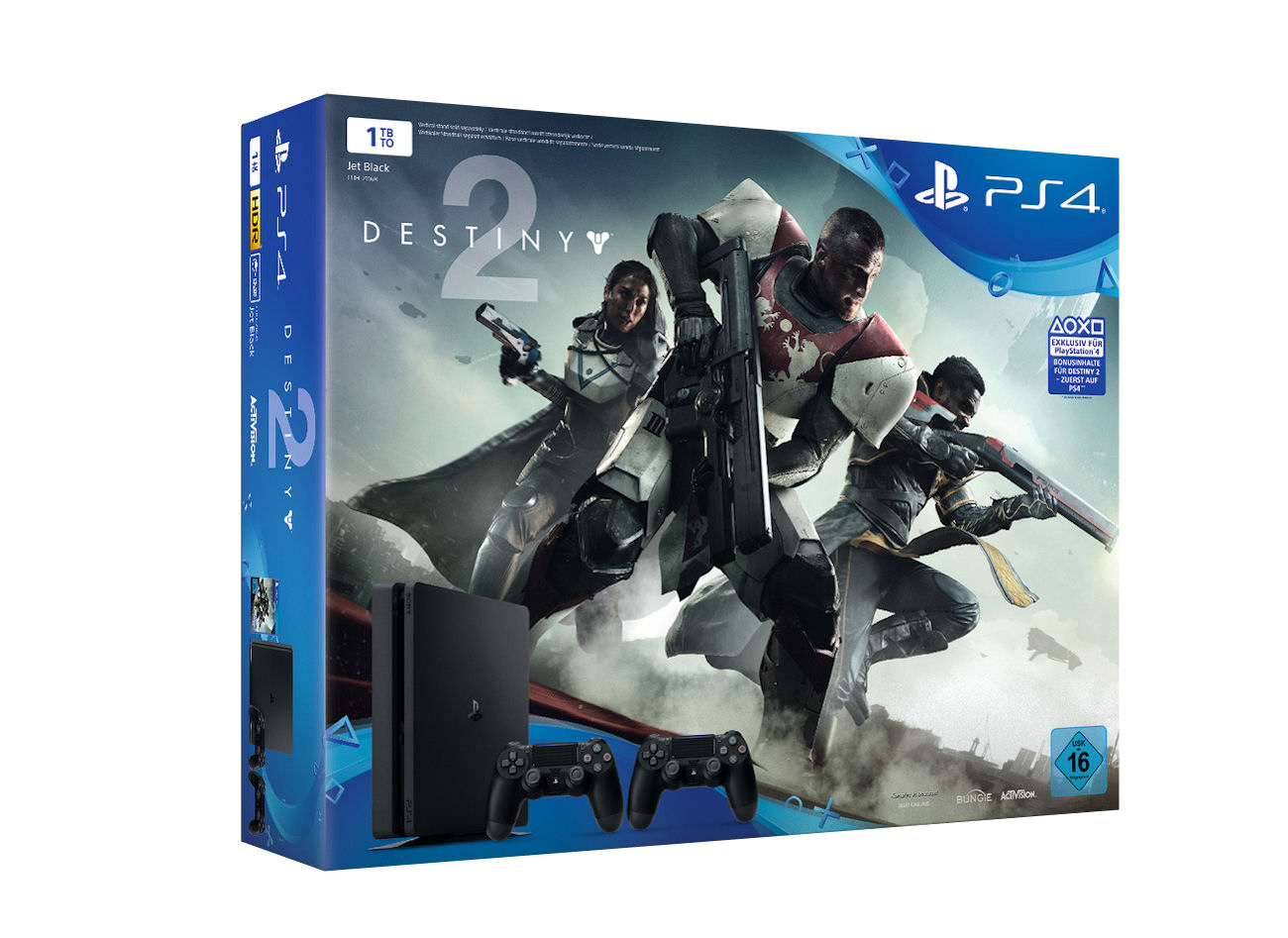 Destiny 2 PS4 Bundle