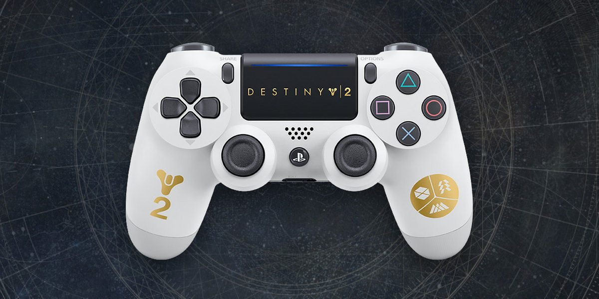 Destiny 2 PS4 Controller
