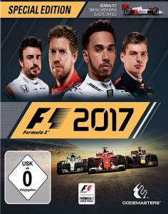 F1 2017 auf Gamerz.One
