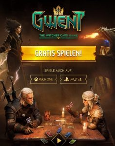 Gwent auf Gamerz.One