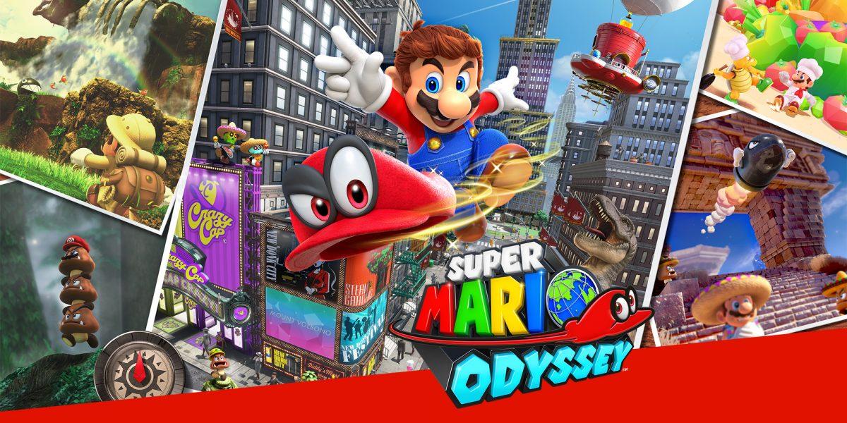gamescom 2017 Gewinner: Super Mario Odyssey