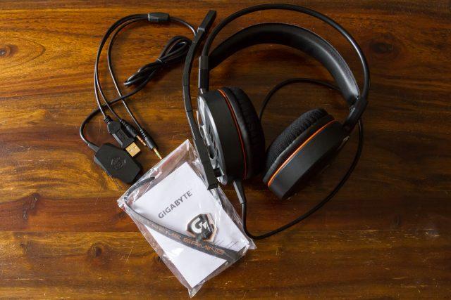 Gigabyte XH300 XTREME GAMING Headset