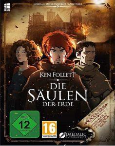 Ken Follett: Die Säulen der Erde auf Gamerz.One