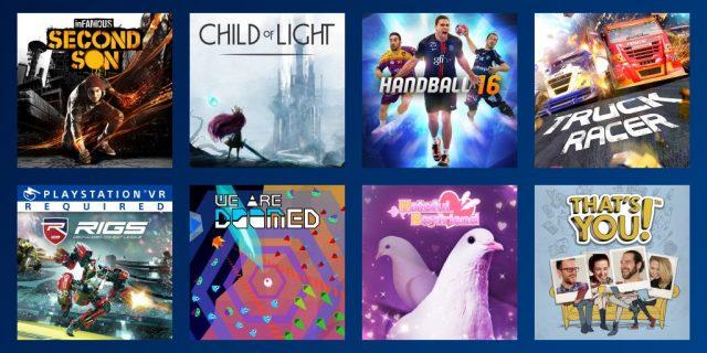 PlayStation Plus: Die Gratis-Spiele für September 2017