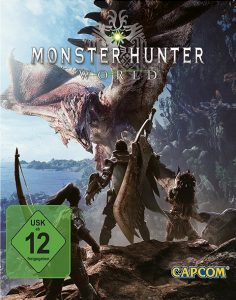 Monster Hunter: World auf Gamerz.One