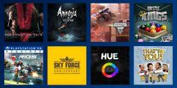 PlayStation Plus: Die Gratis-Spiele für Oktober 2017