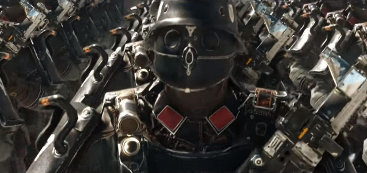 Wolfenstein II The New Colossus Gameplay Trailer