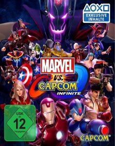 Marvel vs. Capcom: Infinite auf Gamerz.One