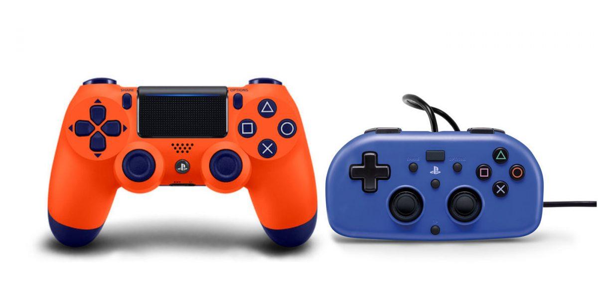PS4 Controller Titel