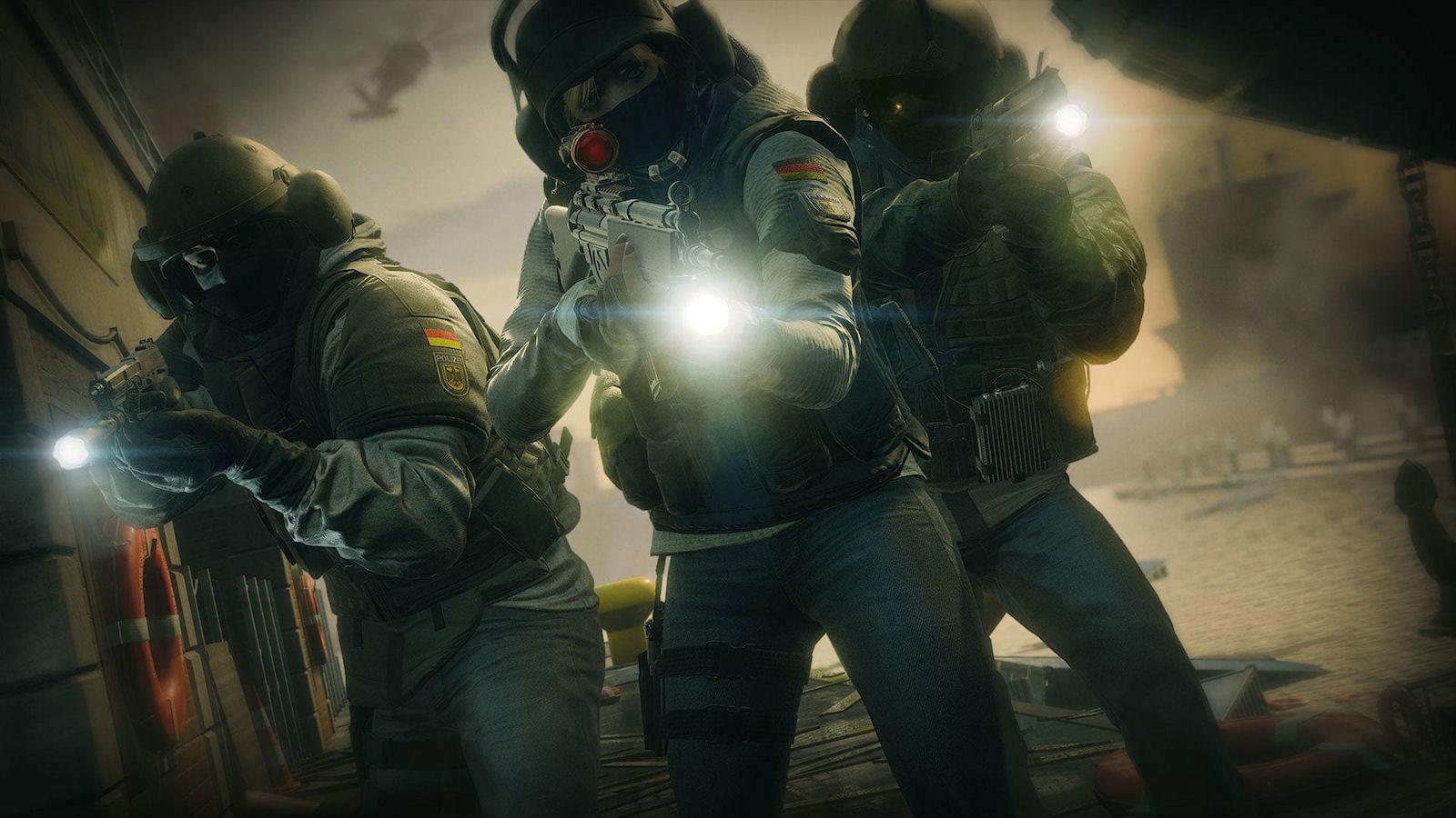 Rainbow Six Siege Latenzen