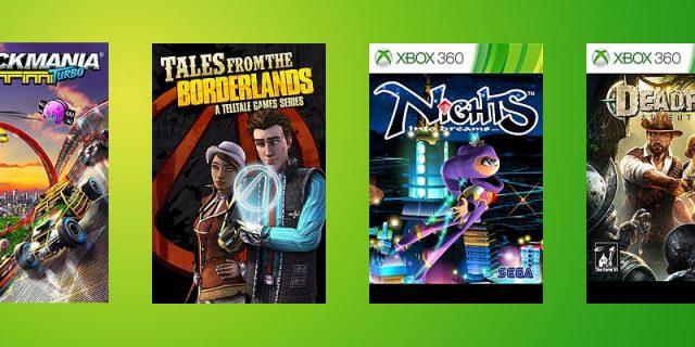 Xbox – Games with Gold für November 2017