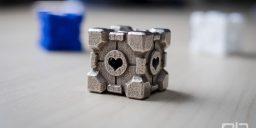 Shapeways und Valve: 3D-Merchandise-Modelle für DOTA, Portal & Co.
