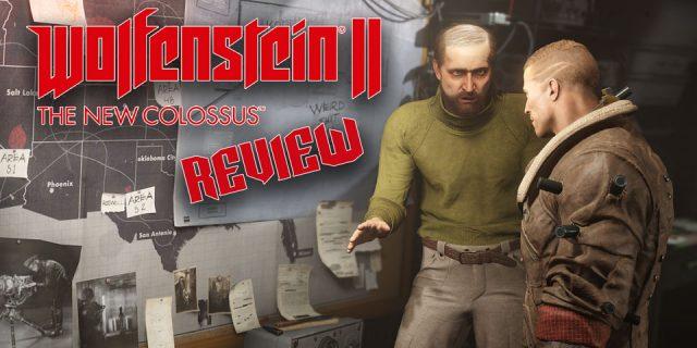 Wolfenstein 2 - Durch Wortwitz, Skurrilität und Emotionalität nicht zu übertreffen! – Review