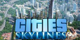 Cities: Skylines eine Stadt im Härtetest